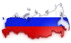 Russia-map-colour